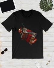 Accordionist Squeeze Shirt Classic T-Shirt lifestyle-mens-crewneck-front-17