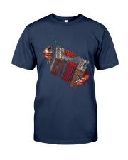 Accordionist Squeeze Shirt Classic T-Shirt tile