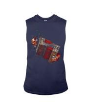 Accordionist Squeeze Shirt Sleeveless Tee thumbnail