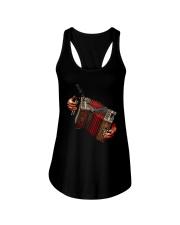 Accordionist Squeeze Shirt Ladies Flowy Tank thumbnail