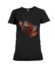 Accordionist Squeeze Shirt Premium Fit Ladies Tee thumbnail