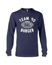 Team 40 Burger Shirt Long Sleeve Tee thumbnail