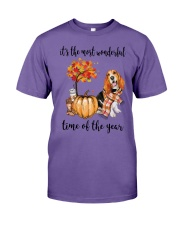 Beagle It's The Most Wonderful Time Of Year Shirt Premium Fit Mens Tee thumbnail