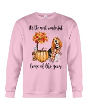 Beagle It's The Most Wonderful Time Of Year Shirt Crewneck Sweatshirt thumbnail