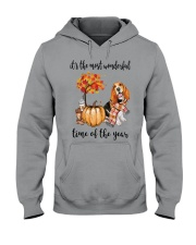 Beagle It's The Most Wonderful Time Of Year Shirt Hooded Sweatshirt thumbnail