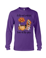 Beagle It's The Most Wonderful Time Of Year Shirt Long Sleeve Tee thumbnail