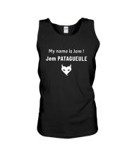 My Name Is Jem Jem Patagueule Shirt Unisex Tank thumbnail