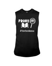 Prove It Textevidence Shirt Sleeveless Tee thumbnail