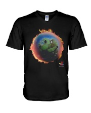 Travis Scott Fortnite Shirt V-Neck T-Shirt thumbnail