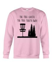 The Three Giveth The Tree Taketh Away Shirt Crewneck Sweatshirt thumbnail