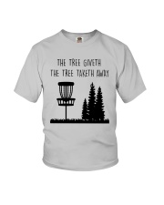 The Three Giveth The Tree Taketh Away Shirt Youth T-Shirt thumbnail