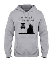 The Three Giveth The Tree Taketh Away Shirt Hooded Sweatshirt thumbnail
