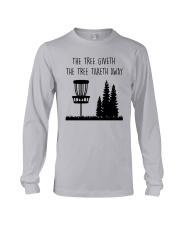 The Three Giveth The Tree Taketh Away Shirt Long Sleeve Tee thumbnail