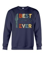 Guitar Best Dad Ever Shirt Crewneck Sweatshirt thumbnail
