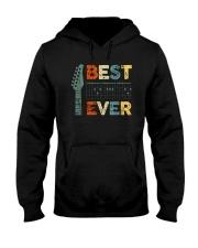 Guitar Best Dad Ever Shirt Hooded Sweatshirt thumbnail