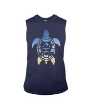 Turtle Only The Ocean Can Ease My Soul Shirt Sleeveless Tee thumbnail