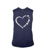 I Love Books And Librarian Life Shirt Sleeveless Tee tile