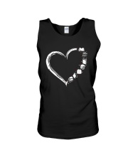I Love Books And Librarian Life Shirt Unisex Tank thumbnail