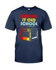 Dj Keeping It Old School Shirt Classic T-Shirt tile
