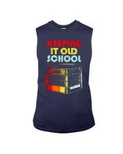 Dj Keeping It Old School Shirt Sleeveless Tee thumbnail