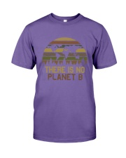 Vintage Earth Day There Is No Planet B Shirt Premium Fit Mens Tee thumbnail