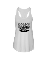 Key Your Car Shirt Ladies Flowy Tank thumbnail