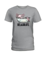 Bathtub Relaxololt Shirt Ladies T-Shirt thumbnail