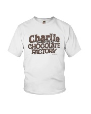 Charlie And The Chocolate Factory Shirt Youth T-Shirt thumbnail