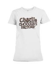 Charlie And The Chocolate Factory Shirt Premium Fit Ladies Tee thumbnail