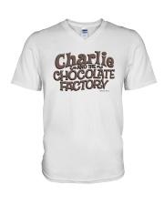 Charlie And The Chocolate Factory Shirt V-Neck T-Shirt thumbnail