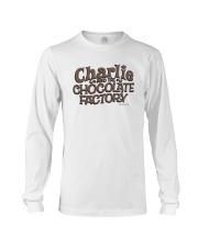 Charlie And The Chocolate Factory Shirt Long Sleeve Tee thumbnail
