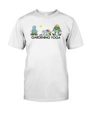 Gardening Yoga Shirt Classic T-Shirt front