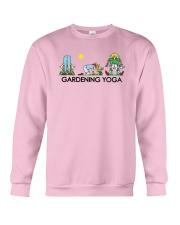 Gardening Yoga Shirt Crewneck Sweatshirt thumbnail