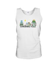Gardening Yoga Shirt Unisex Tank thumbnail