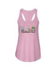 Gardening Yoga Shirt Ladies Flowy Tank thumbnail