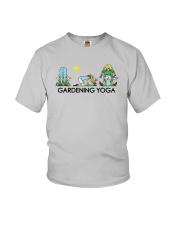 Gardening Yoga Shirt Youth T-Shirt thumbnail