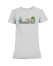 Gardening Yoga Shirt Premium Fit Ladies Tee thumbnail