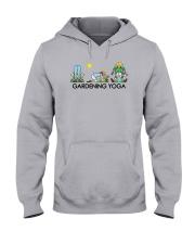 Gardening Yoga Shirt Hooded Sweatshirt thumbnail