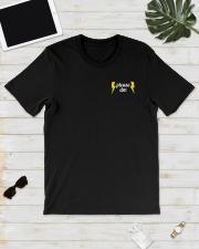 Viking Please Dm Shirt Classic T-Shirt lifestyle-mens-crewneck-front-17