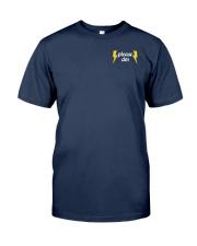 Viking Please Dm Shirt Classic T-Shirt tile
