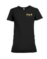 Viking Please Dm Shirt Premium Fit Ladies Tee thumbnail