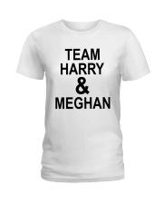 Kitson Team Harry And Meghan Shirt Ladies T-Shirt thumbnail