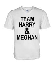 Kitson Team Harry And Meghan Shirt V-Neck T-Shirt thumbnail