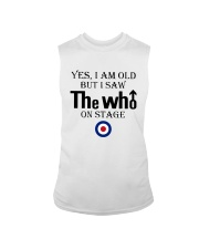 Yes I Am Old But I Saw The Who On Stage Shirt Sleeveless Tee thumbnail
