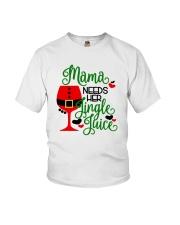 Mama Needs Her Jingle Juice Shirt Youth T-Shirt thumbnail