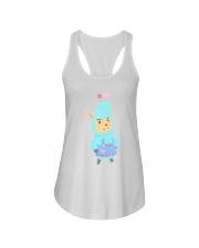 Animal Crossing Cyrus Shirt Ladies Flowy Tank thumbnail