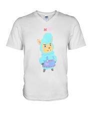 Animal Crossing Cyrus Shirt V-Neck T-Shirt thumbnail