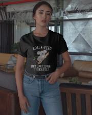 Koalafied Occupational Therapist Shirt Classic T-Shirt apparel-classic-tshirt-lifestyle-05
