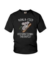 Koalafied Occupational Therapist Shirt Youth T-Shirt thumbnail