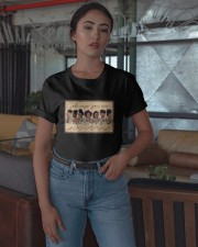 Horizontal Poster God Says You Are Shirt Classic T-Shirt apparel-classic-tshirt-lifestyle-05